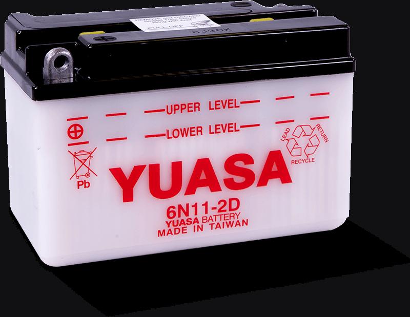 6N11-2D Battery
