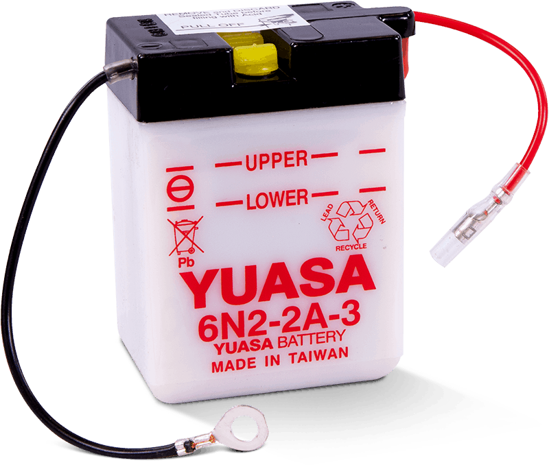 6N2-2A-3 Battery