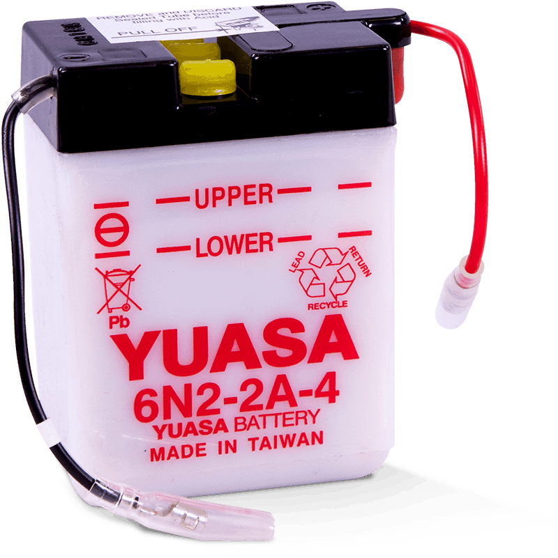 6N2-2A-4 Battery