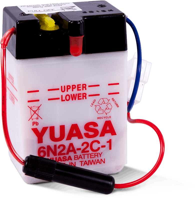6N2A-2C-1 Battery