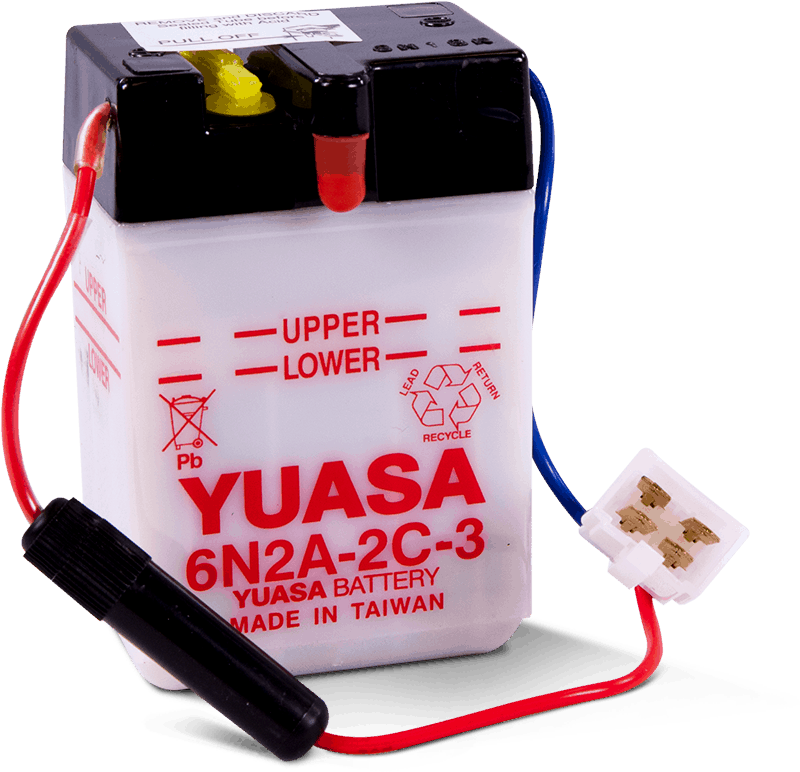 6N2A-2C-3 Battery
