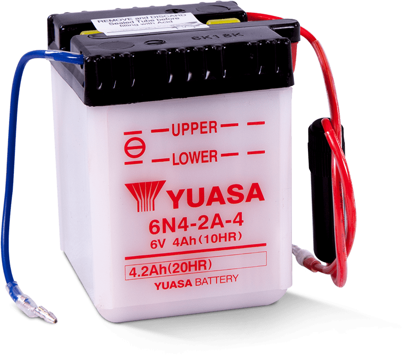 6N4-2A-4 Battery