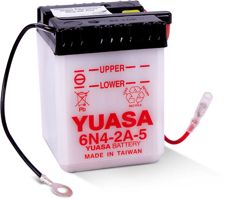 6N4-2A-5 Battery
