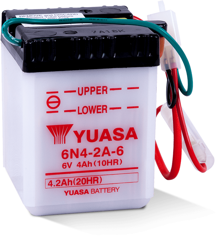 6N4-2A-6 Battery