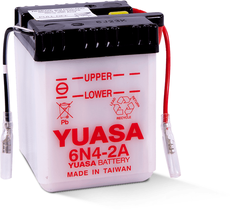6N4-2A Battery