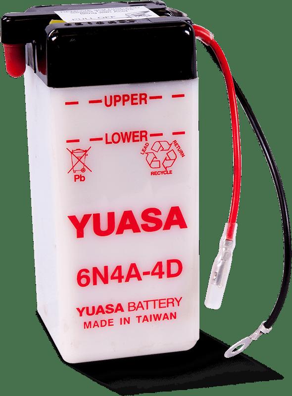 6N4A-4D Battery