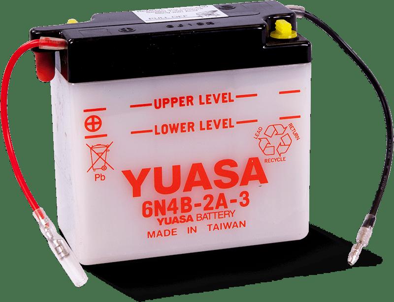 6N4B-2A-3 Battery