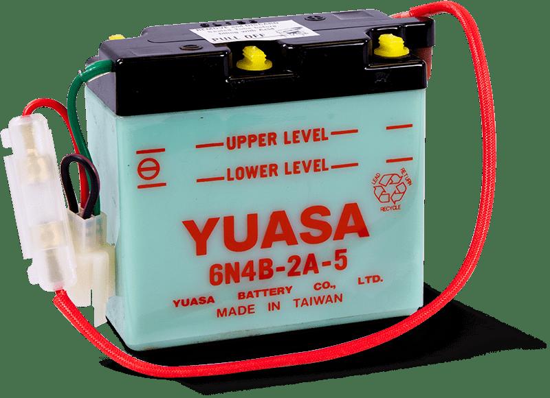 6N4B-2A-5 Battery