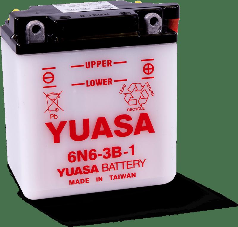 6N6-3B-1 Battery