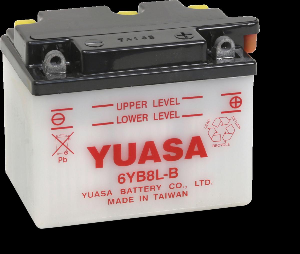 6YB8L-B Battery