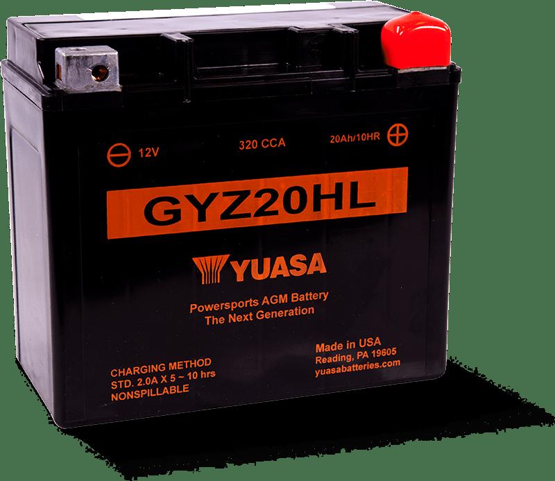 B38-6a yuasa battery, inc.