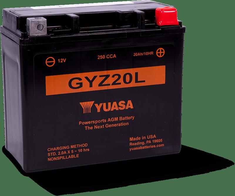 Yuasa GYZ20L Battery
