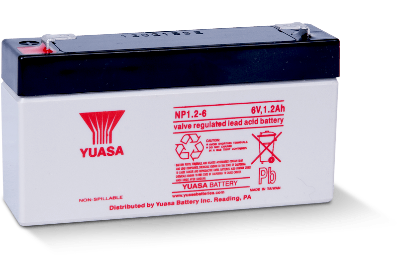 NP1.2-6 Battery