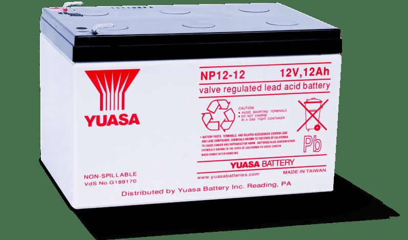 NP12-12 Battery