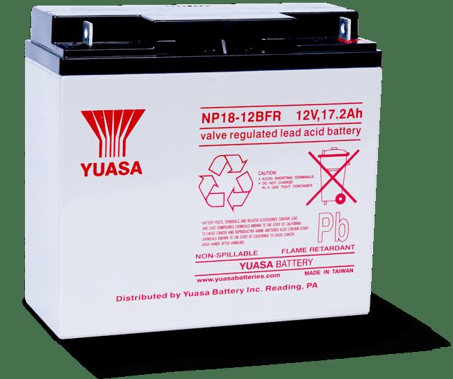 NP18-12BFR Battery