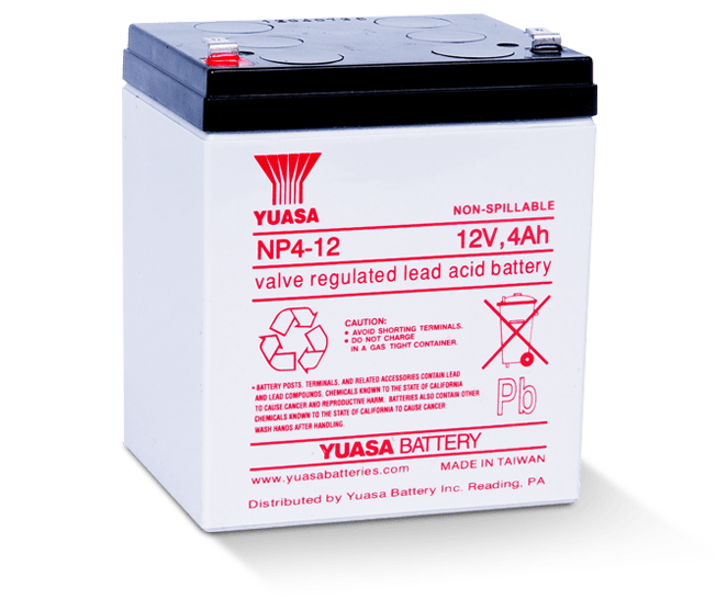 NP4-12 Battery