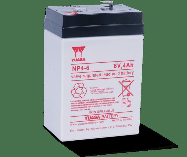 NP4-6 Battery