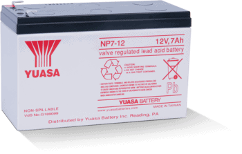 NP Industrial Batteries