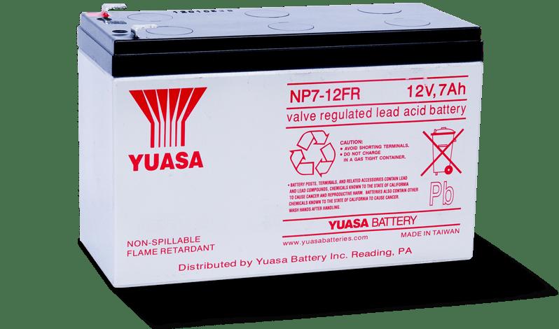 NP7-12FR Battery