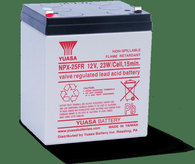 NPX-25FR Battery