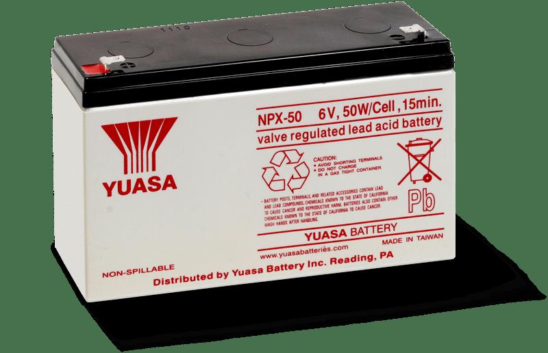 NPX-50 Battery