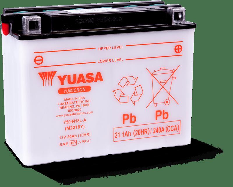 Y50-N18L-A Battery