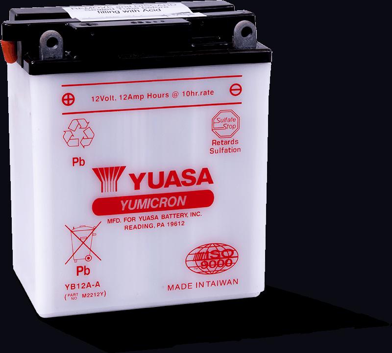 YB12A-A Battery