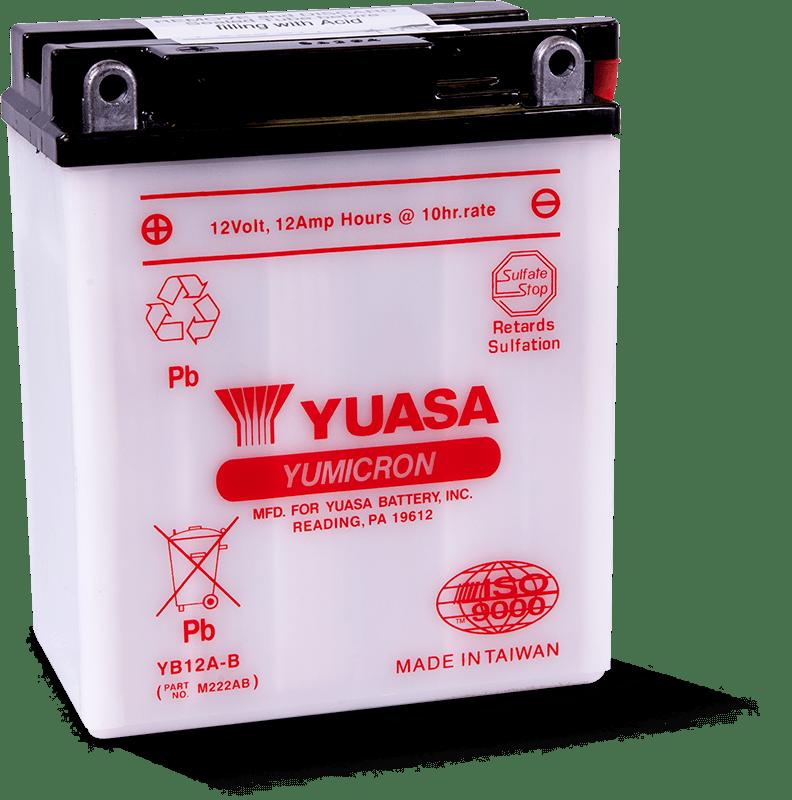 YB12A-B Battery