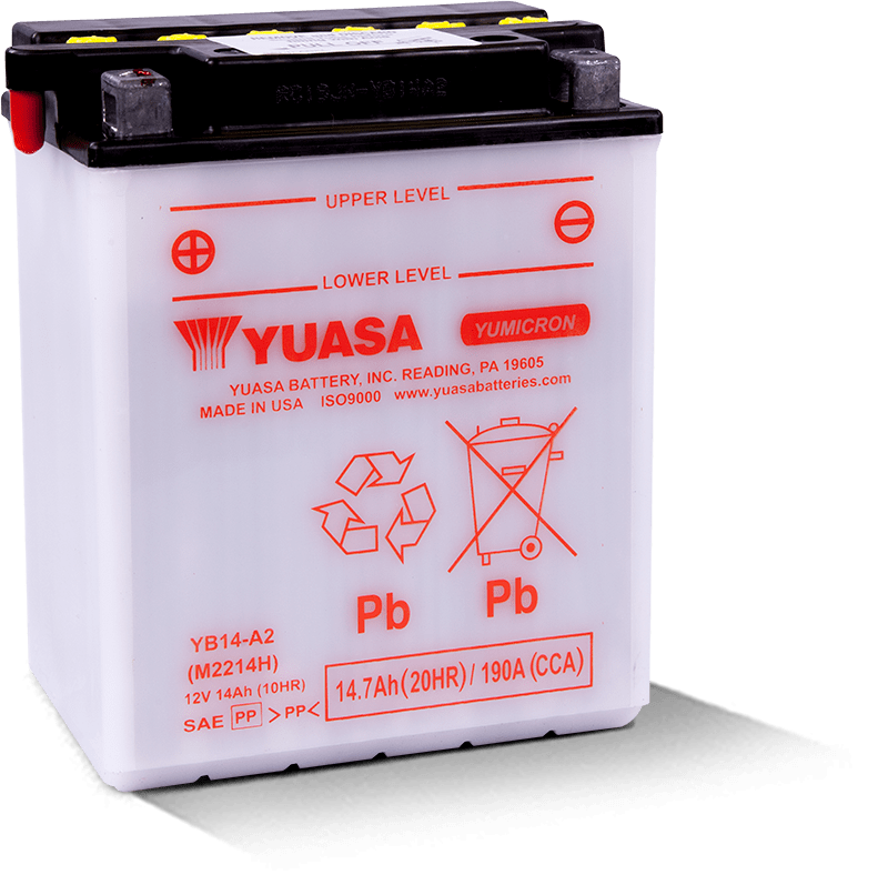 YB14-A2 Battery