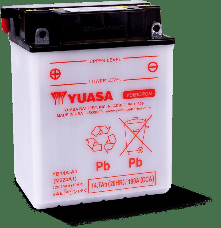 YB14A-A1 Battery