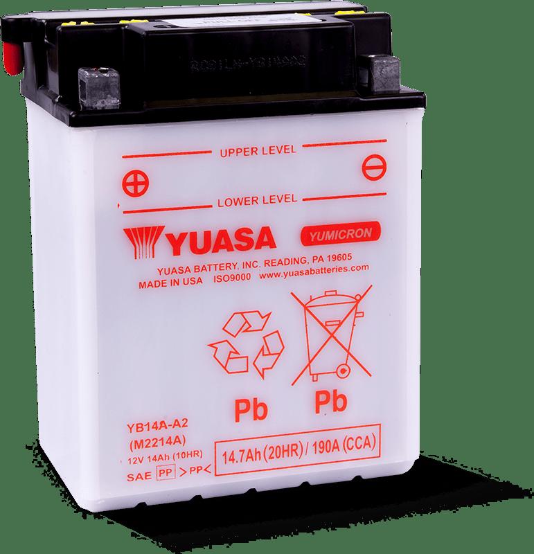 YB14A-A2 Battery