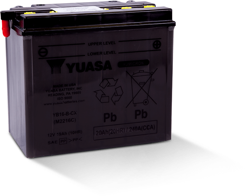 YB16-B-CX Battery