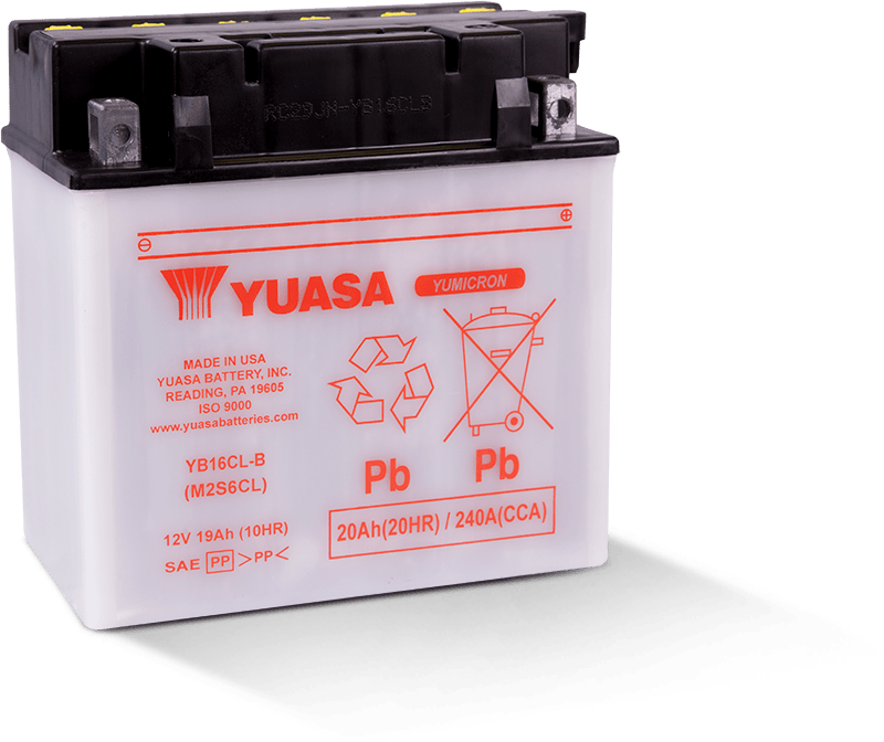 YB16CL-B - Yuasa Battery, Inc