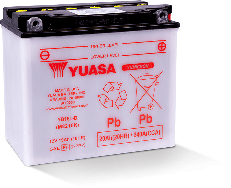 YB16L-B Battery
