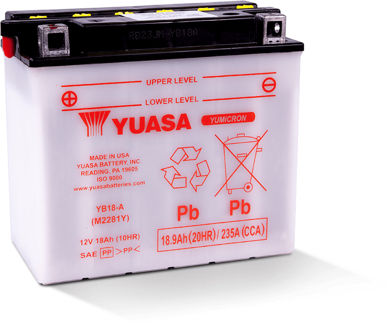 YB18-A Battery