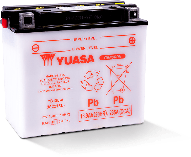 YB18L-A Battery