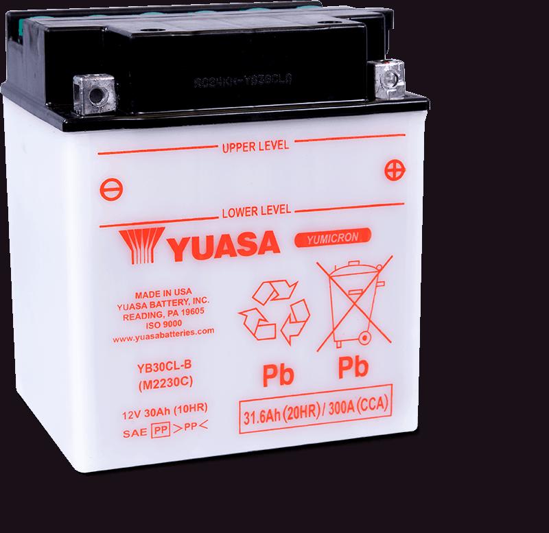 YB30CL-B Battery
