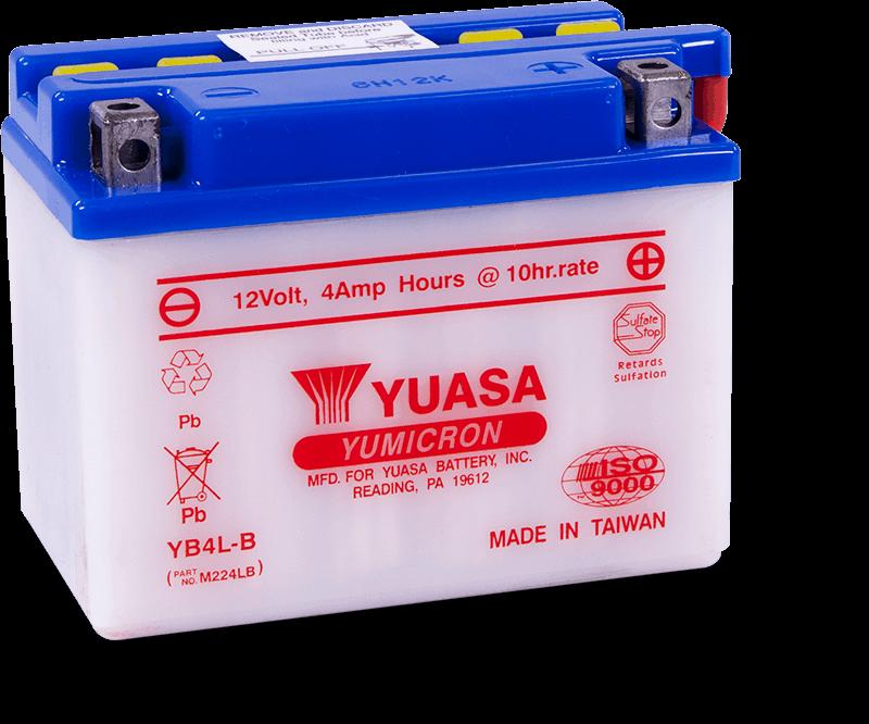 YB4L-B Battery