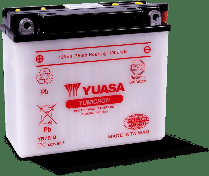 YB7B-B Battery