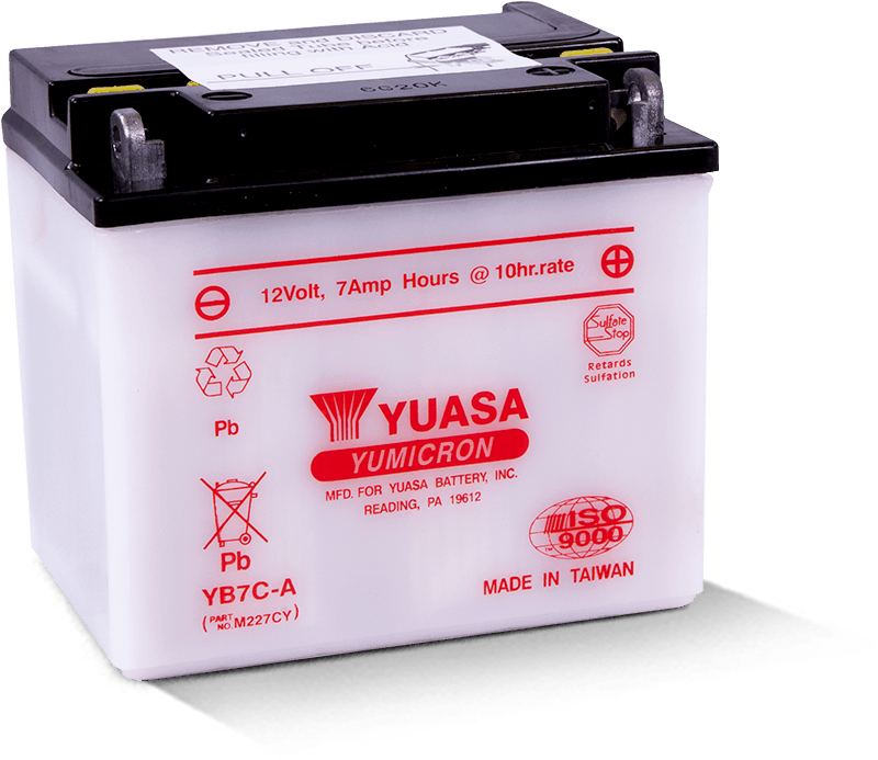 YB7C-A Battery
