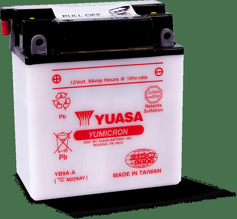YB9A-A Battery