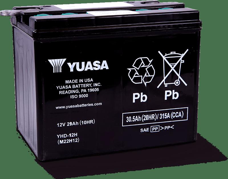 YHD-12H Battery