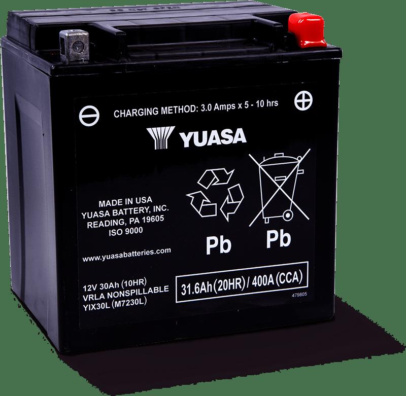 Yuasa YIX30L Battery