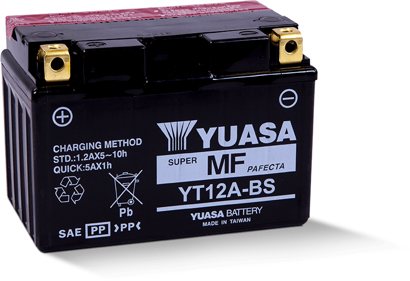 YT12A-BS Battery