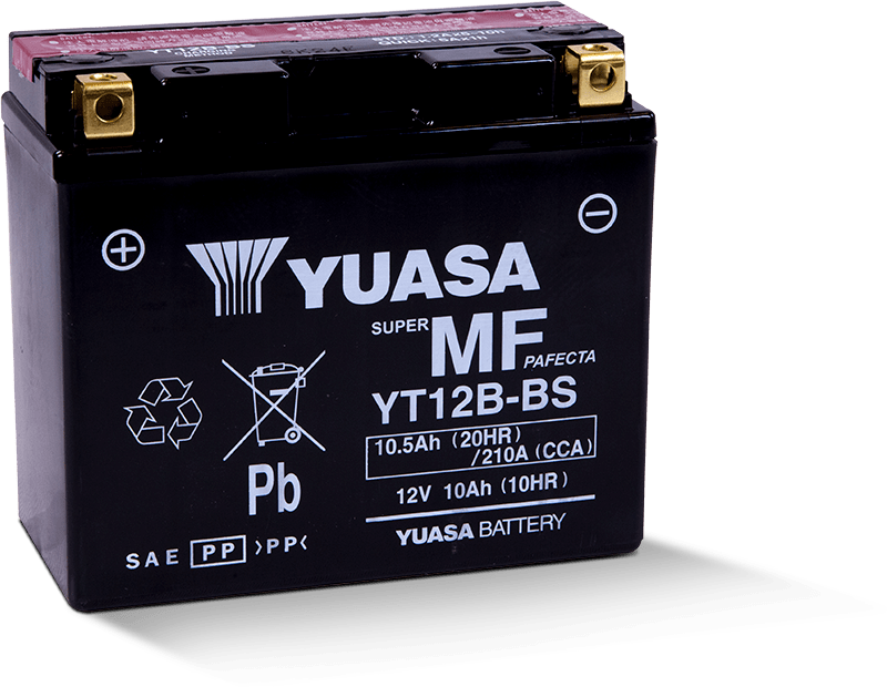 YT12B-BS Battery