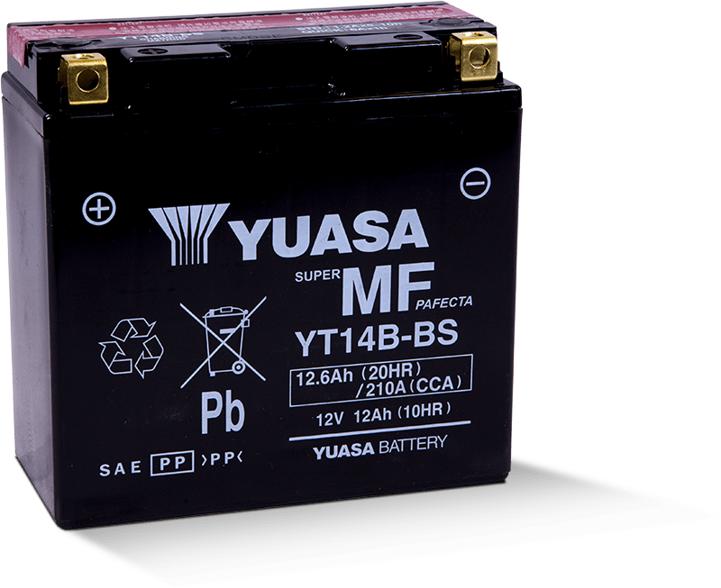 YT14B-BS Battery