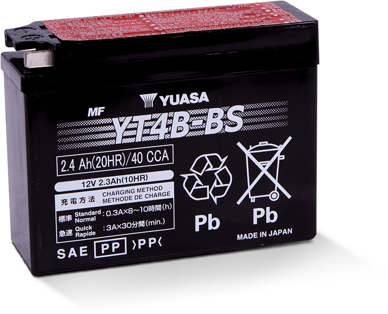 YT4B-BS Battery