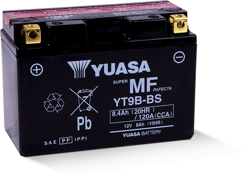 YT9B-BS Battery
