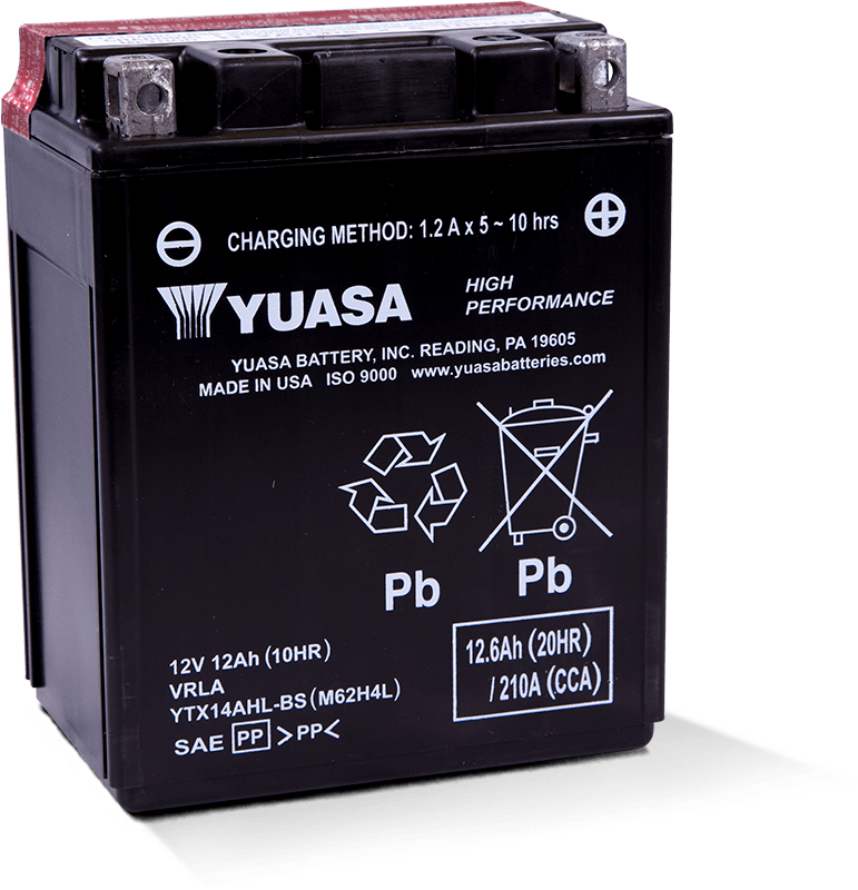 YTX14AHL-BS Battery
