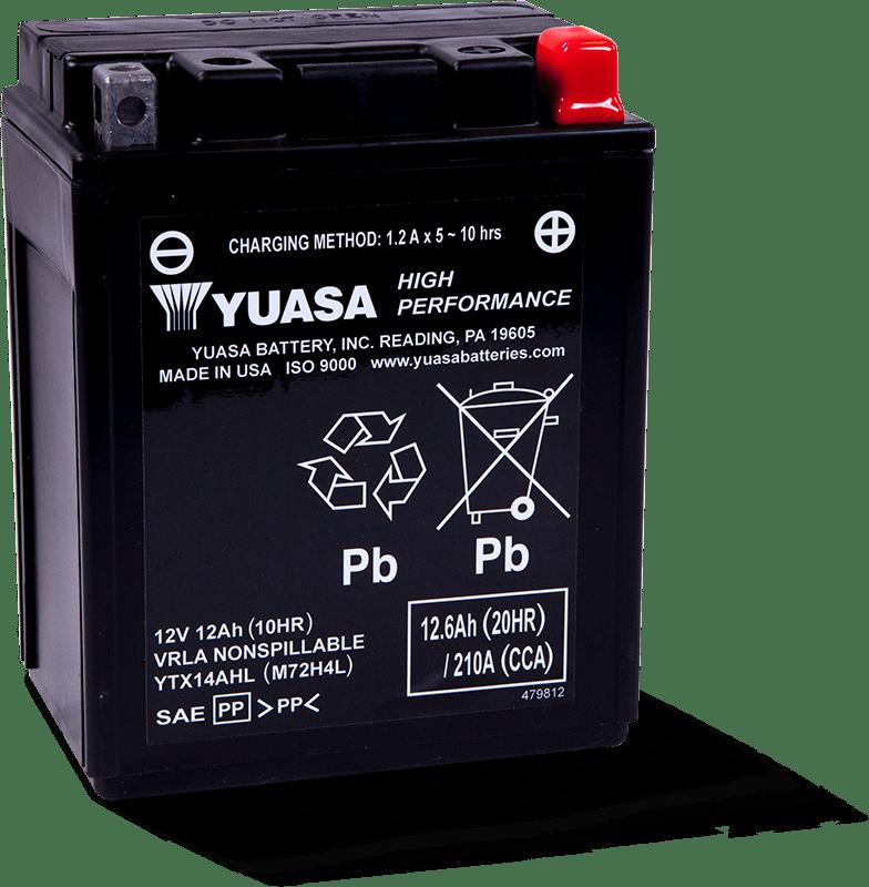 Yuasa YTX14AHL Battery